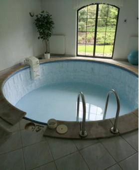 Vnitřní foliové bazény