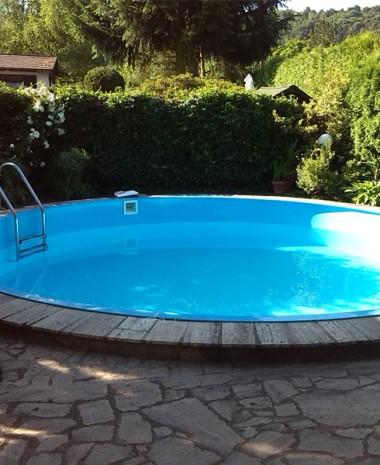 Foliové bazény